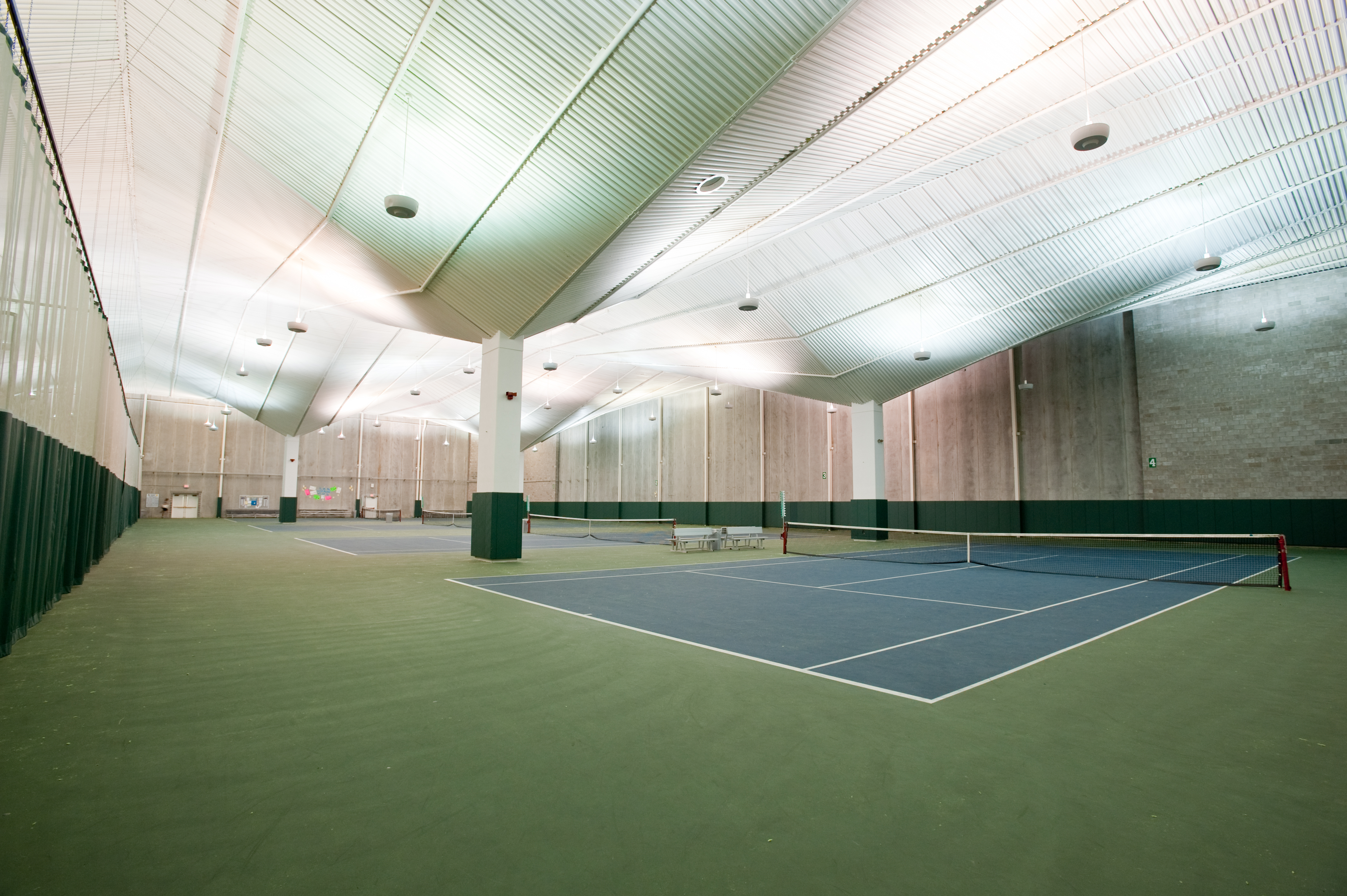 University Of Rochester NY Division III Tennis. Indoor Tennis Courts ...
